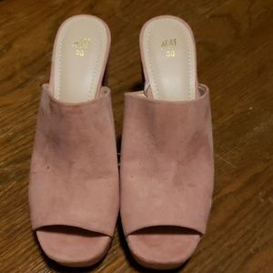 Women's size 38 Shoes/Mules